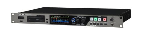 Tascam DA-6400dp 64-Channel Hard Disk Recorder with Redundant Power DA-6400DP