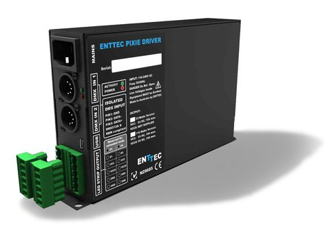 Enttec 73541  Pixie LED Strip Driver 5V (55 WATTS) 73541