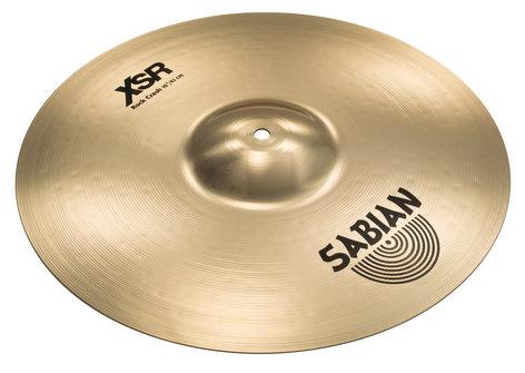 "Sabian 18"" XSR Rock Crash Bronze Crash Cymbals XSR1809B"