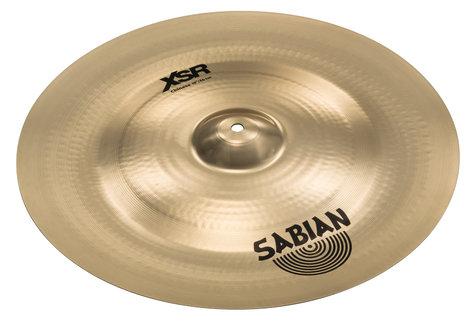 """Sabian 18"""" XSR Chinese Bronze China Cymbals XSR1816B"""