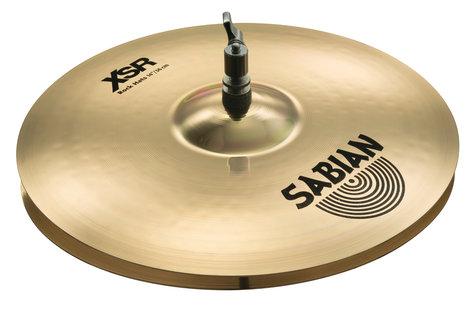 "Sabian XSR5009B XSR Performance Rock Set Cymbal Pack with 14"" Rock Hats, 16"" Rock Crash, 20"" Rock Ride XSR5009B"