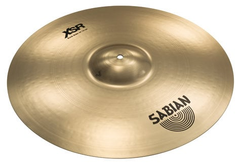 "Sabian XSR Performance Rock Set Cymbal Pack with 14"" Rock Hats, 16"" Rock Crash, 20"" Rock Ride XSR5009B"