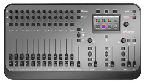 Jands Stage CL Compact LED Lighting Console JASTAGECL