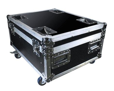 Blizzard Lighting RokBox Case 8 Heavy Duty Case for 8 RokBox LED Par Fixtures ROKBOX-CASE-8