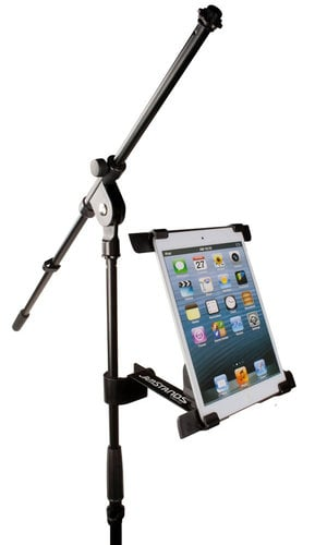 Ultimate Support Js Mnt101 Universal Ipad Holder Full