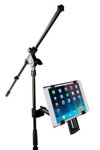Ultimate Support JS-MNT101 Universal iPad Holder JS-MNT101