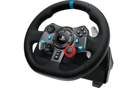 Logitech G29 Driving Force Racing Wheel for Sony PS3/PS4 G29