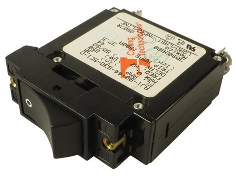 120 Volt Circuit Breaker for CA12 by Crest, 30902680   Full Compass ...