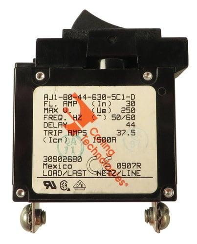 Crest 30902680 120 Volt Circuit Breaker for CA12 30902680