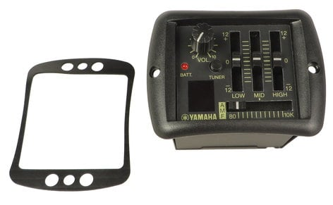 Yamaha WG320100  System 55T Preamp Assembly for FGX730SCA and FGX720SCA WG320100