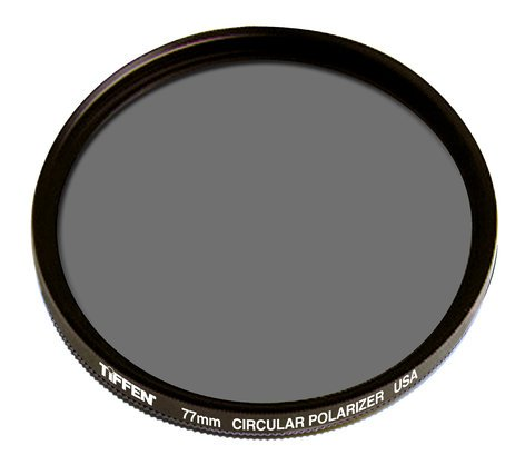 Tiffen 77CP 77mm Screw-In Circular Polarizer Filter 77CP