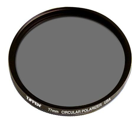 Tiffen 77CP 77mm Screw-In Circular Polarizer Filter 77CP