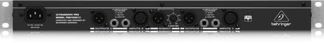Behringer Ultragraph Pro FBQ1502HD High-Definition 15-Band Stereo Graphic Equalizer FBQ1502HD