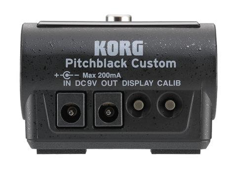 Korg Pitchblack Custom Pedal Tuner PBCS