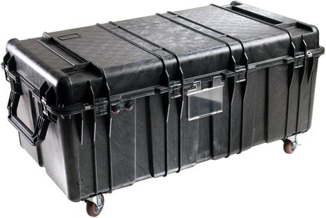 Pelican Cases 0550 Black Transport Case with Empty Interior PC0550NF