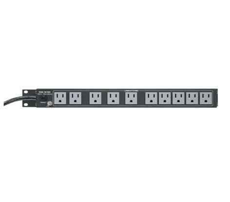 Middle Atlantic Products PDS-1615R 16-Outlet Multi-Mount Rackmount Powerstrip PDS-1615R