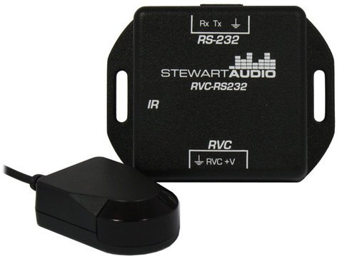 Stewart Audio RVC-RS232-IR RS232 Control Adapter with IR Plug-In Option RVC-RS232-IR