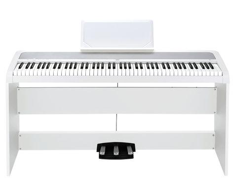 Korg B1SP B1SP 88-Key Digital Piano Package B1SP