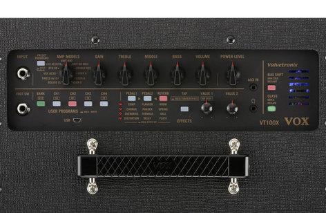Vox Amplification VT20X Modeling Amp, 20W VT20X