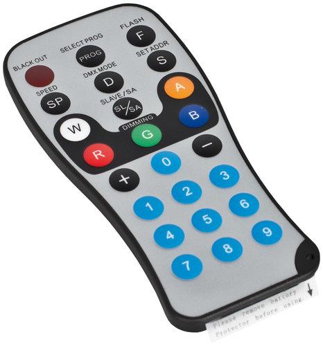 ADJ ADJ LED RC2 Wireless Remote with RGBWA Control ADJ-LED-RC2