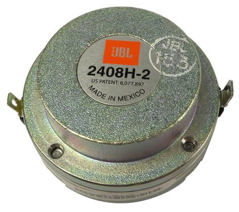 JBL 2408H-2 High Frequency Driver for Full-Range Speakers 5020337X