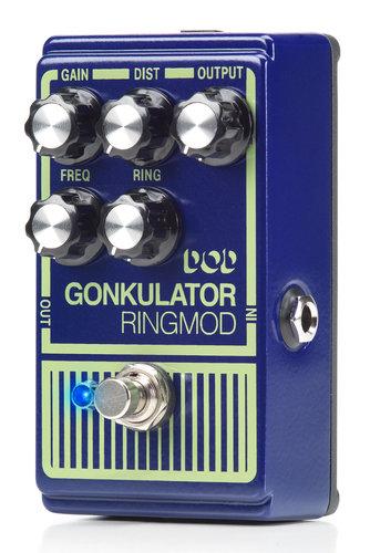 DOD Electronics Gonkulator Ring Modulator Pedal DOD-GONKULATOR