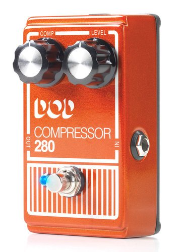 DOD Electronics Compressor 280 Effects Pedal DOD280