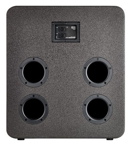 """TC Electronic RS115 1x15"""" Driver Cabinet RS115"""