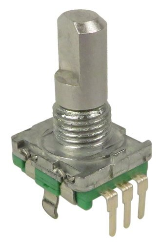 Soundcraft C055.121306 Rotary 3P Encoder for SI Expression 1, SI Expression 2, and SI Performer 3 C055.121306