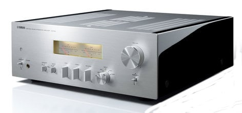 Yamaha A-S1100 Stereo Receiver, Discrete Phono Amp A-S1100