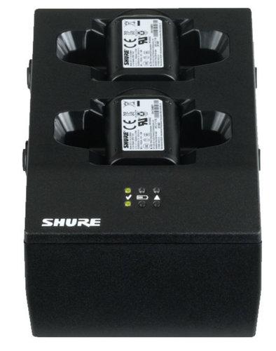 Shure SBC200 Dual Docking Charger, No Power Supply SBC200