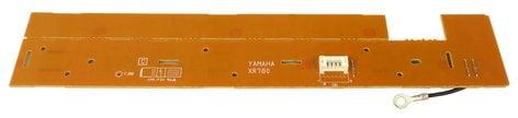 Yamaha WB970400  Pedal PCB Assembly for CVP-206, CVP-96, and CVO-98 WB970400