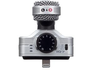 Zoom Iq7 Mid Side Stereo Condenser Microphone For Ios