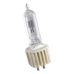 Ushio HPL750/120 HPL+ Compact Filament Lamp for ETC Source Four Fixtures HPL750/120-US