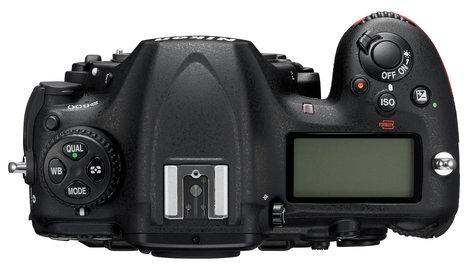 Nikon D500 20.9MP DX-Format DSLR with 4K - Body Only D500