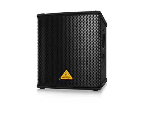 "Behringer B1200D-PRO 1200DPRO 12"" 500W Active Subwoofer with Built-In Stereo Crossover B1200D-PRO"