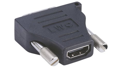 Liberty AV Solutions ARDVHD Adapter for DVI Digital male to HDMI Female ARDVHD