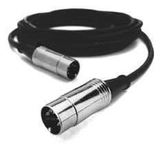Pro Co MIDI-35 35' 5-pin DIN to 5-pin DIN MIDI Cable MIDI-35