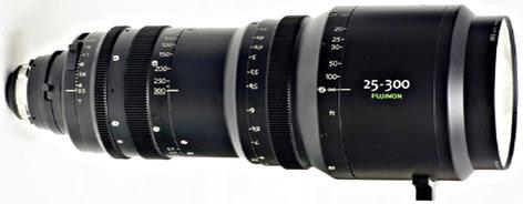 Fujinon Inc ZK12X25  25-300mm T3.5 to 3.85 PL-Mount Cabrio Lens ZK12X25