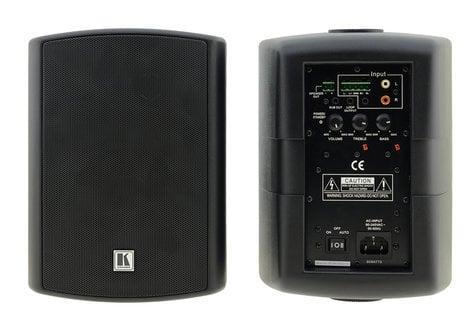 "Kramer Tavor 5-0 Powered Speaker, 2-Way, Wall-Mount, 5.25"" TAVOR-5-O"
