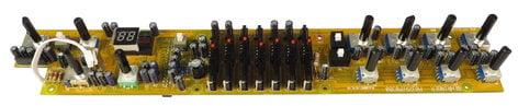 Behringer Q05-37901-00973 Front Preamp PCB Assembly for K3000FX and K1800FX Q05-37901-00973