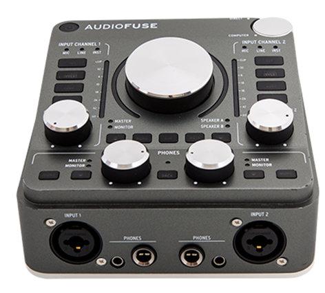 Arturia AudioFuse 14 x 14 USB Audio Interface AUDIOFUSE-ARTURIA