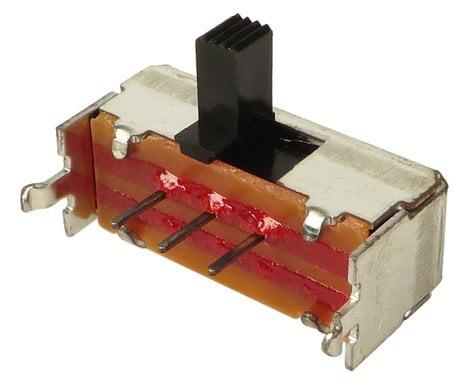 Yamaha VQ90790R  48V Slide Switch for M2000 VQ90790R