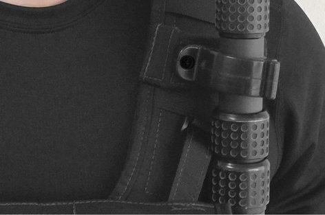 Porta-Brace ATV-Z8 Audio Technical Vest for the Zoom 8 ATV-Z8