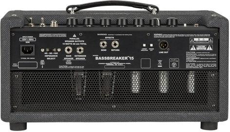 Fender Bassbreaker 15 Head 15W Tube Amplifier Head BASSBREAKER-15-HEAD