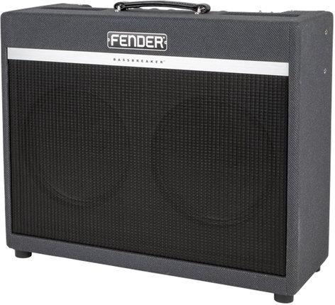 Fender Bassbreaker 18/30 Combo 18/30W Amplifier Combo, Two Channel BASSBREAKER-1830-COM