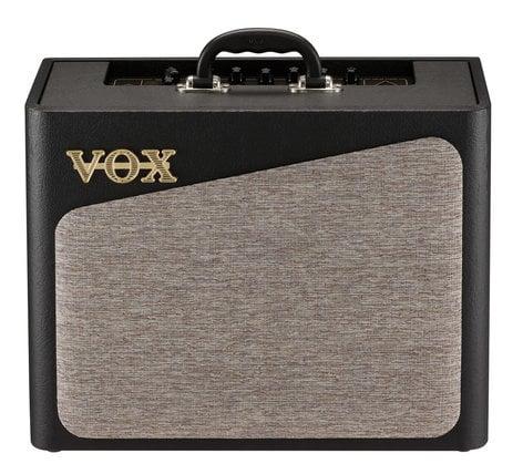 """Vox Amplification AV15 8"""" 15W Tube Guitar Combo Amplifier with Digital Effects AV15G"""