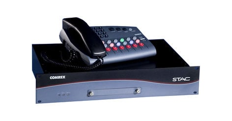 Comrex STAC-12-CTRL-SURFACE Extra Control Surface with Sidecar and Cables STAC-12-CTRL-SURFACE