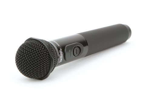 TeachLogic IRH-35 Infrared Handheld Microphone/Transmitter IRH-35