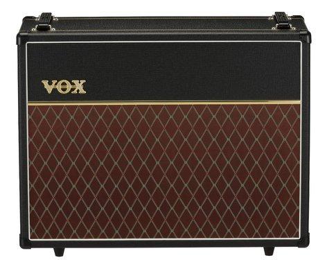 "Vox Amplification V212C Extension Cabinet 2x12"" Custom Series Guitar Speaker Cabinet V212C"